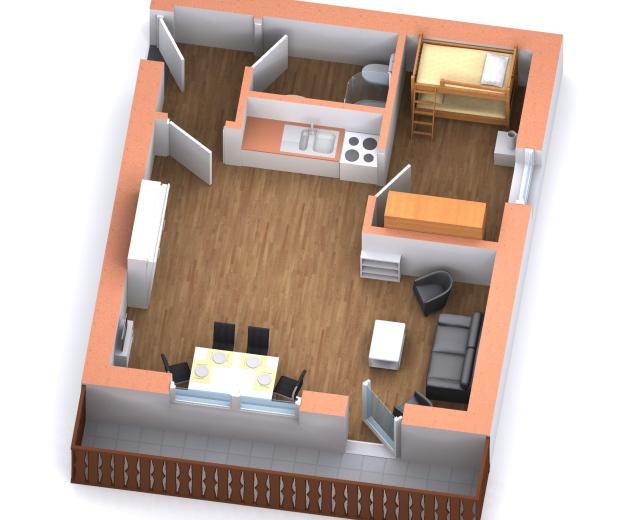 m bel f r ferienwohnungen finden eine checkliste mit. Black Bedroom Furniture Sets. Home Design Ideas