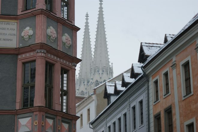Görlitz im Winter