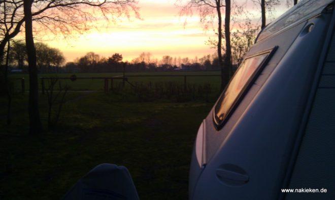 Campingplaytz Wiesedermeer Foto