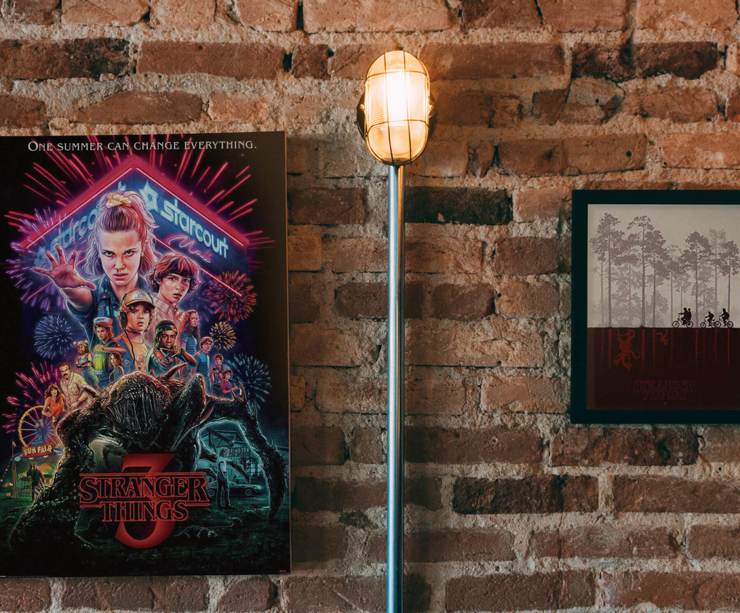 Stranger Things Posterdruck