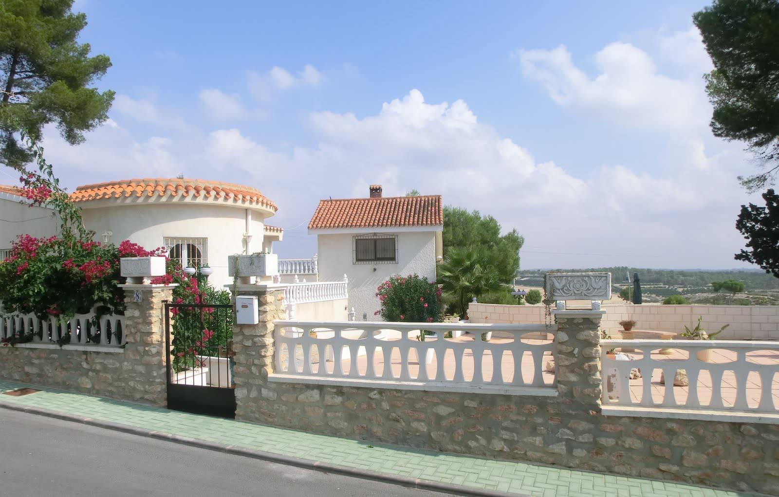 Ferienhaus in Pinar de Horadada