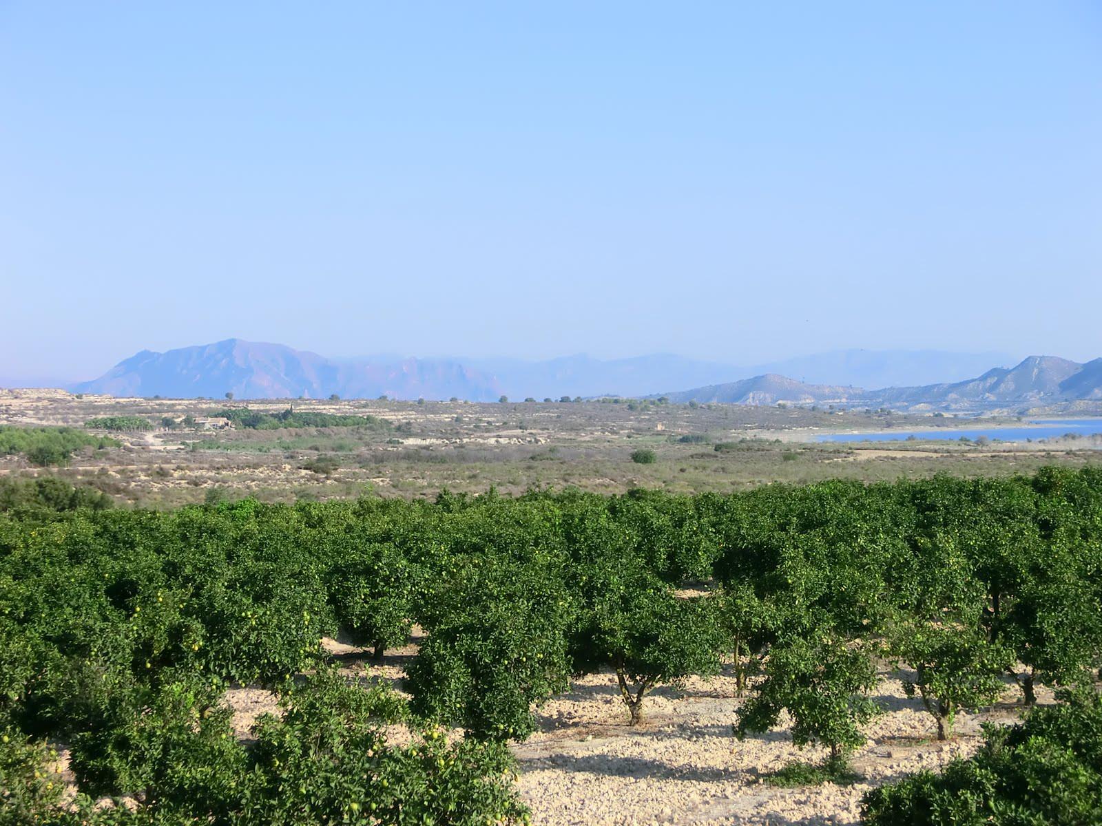 Umland Spanien