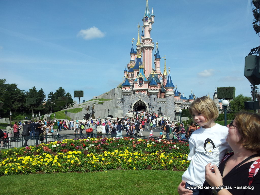 Disneyland Schloss