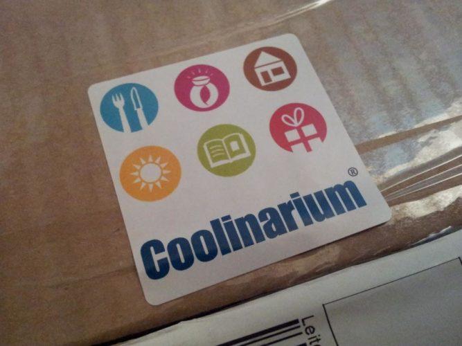 Lieferung vom Coolinarium