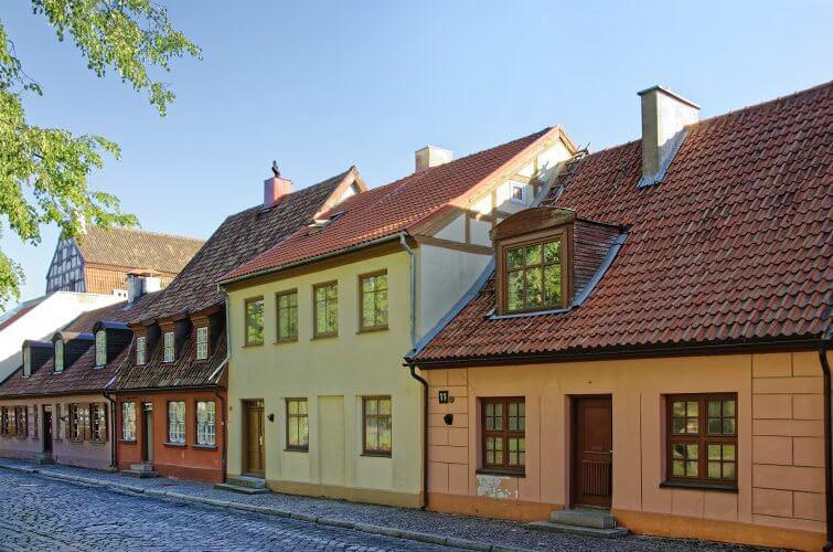 Klaipėda Altstadt