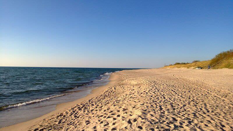 Ostsee in Litauen erleben