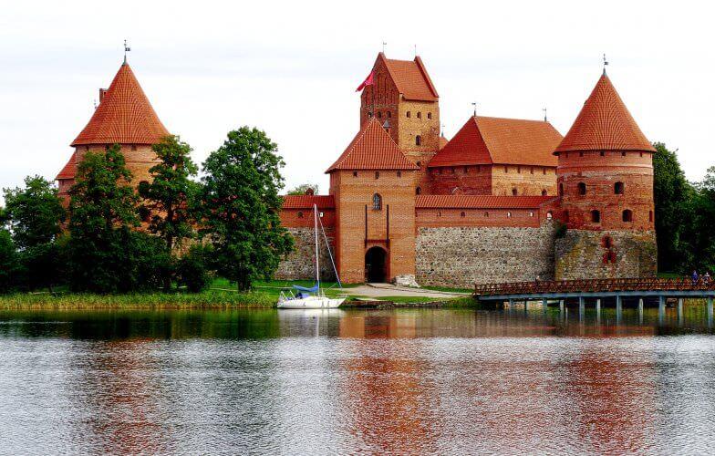 Burg Trakai