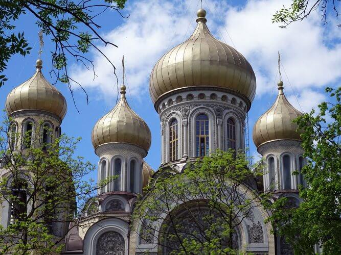 Vilnius, die Stadt der Kirchen