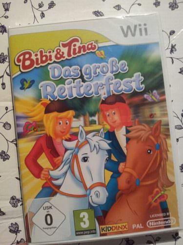 Bibi und Tina für die Wii