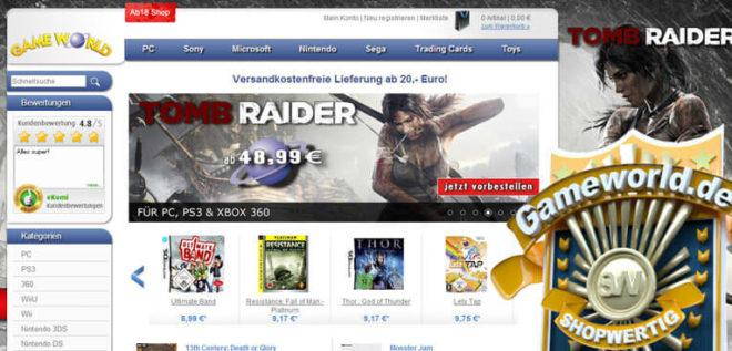 Gameworld in Bremen