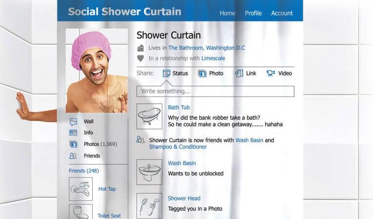 Social Shower