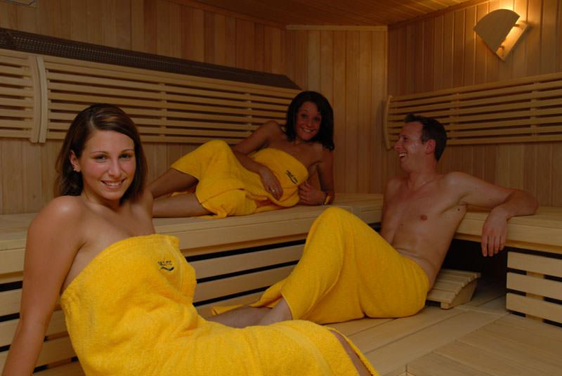 Sauna im Nautimo