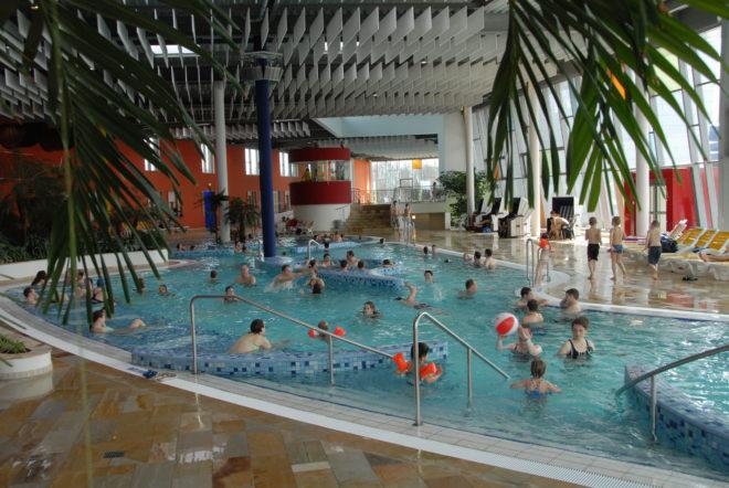 Schwimmbad Wilhelmshaven