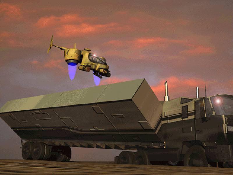 Command & Conquer Orca