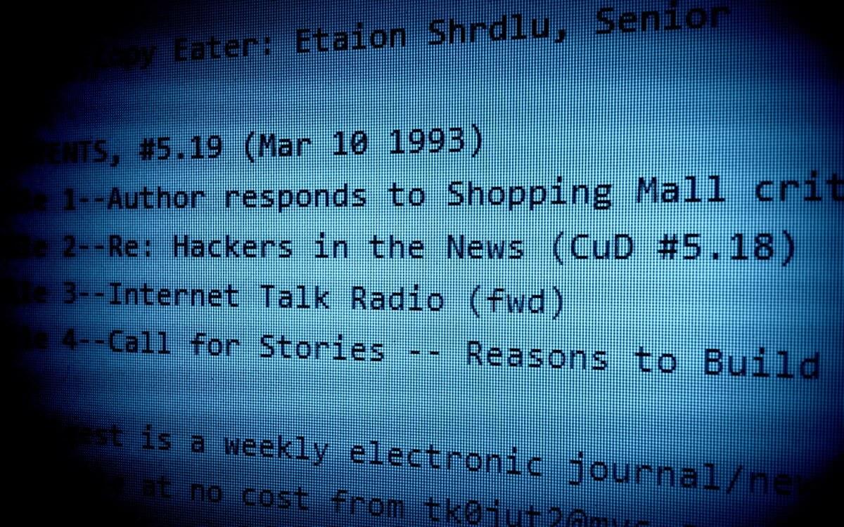 Computer-Underground-Digest-1993