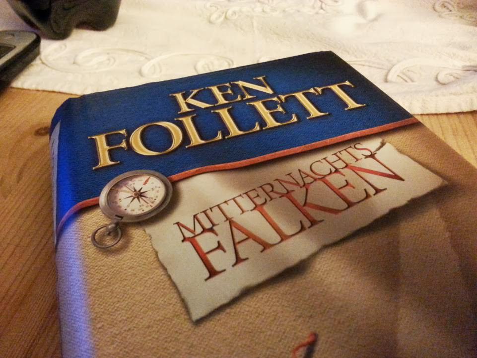 Ken Follett Mitternachtsfalken