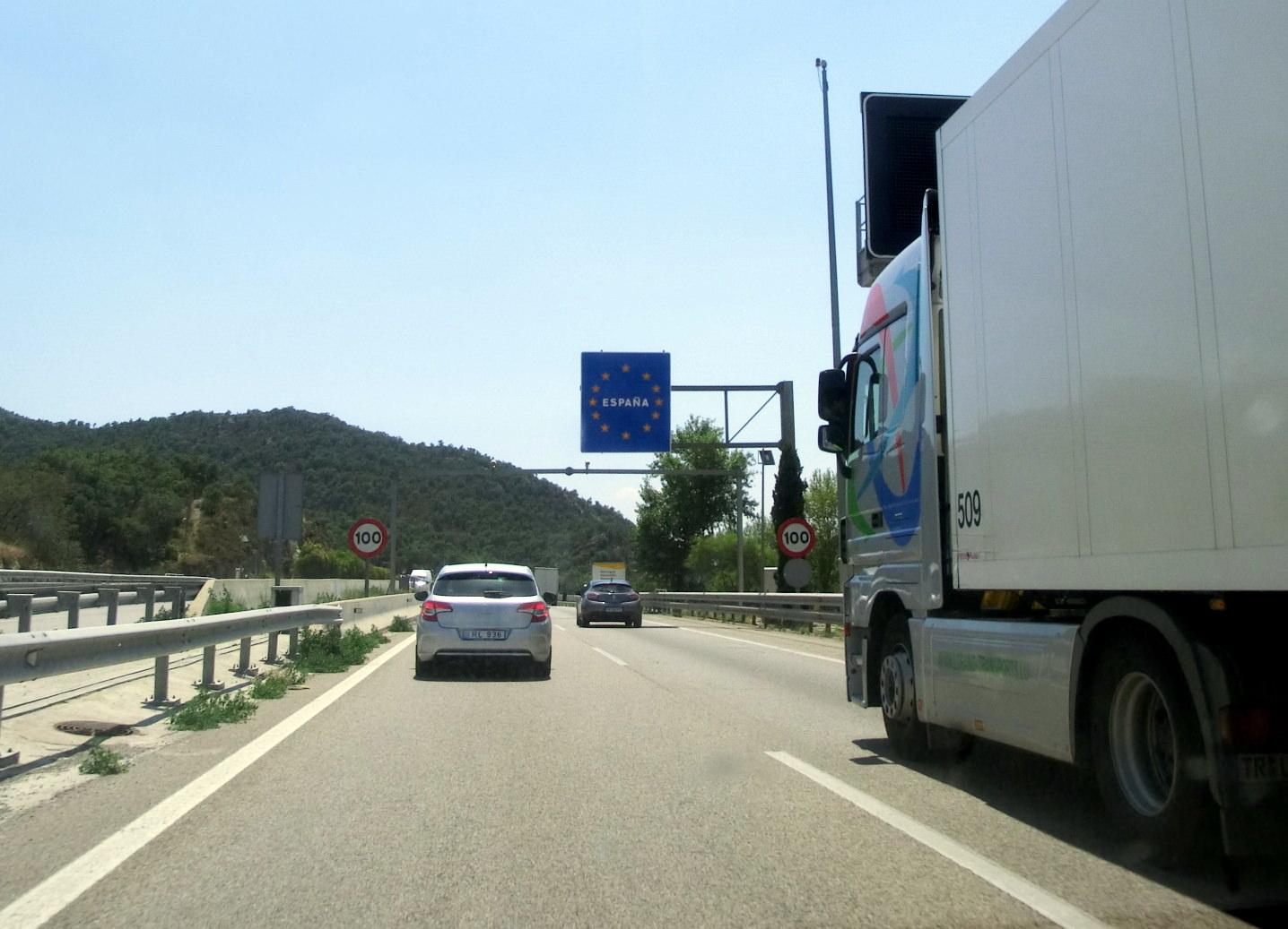 Mcdonalds Autobahn A9
