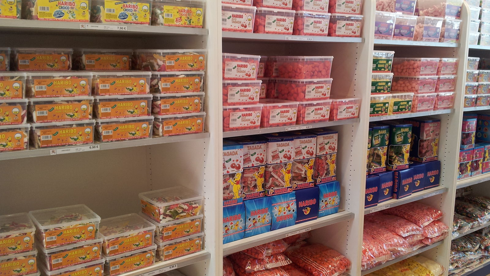 Haribo Outlet