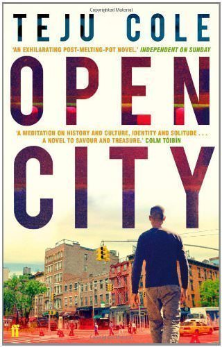 """""""Open City"""" von Teju Cole (2011)"""