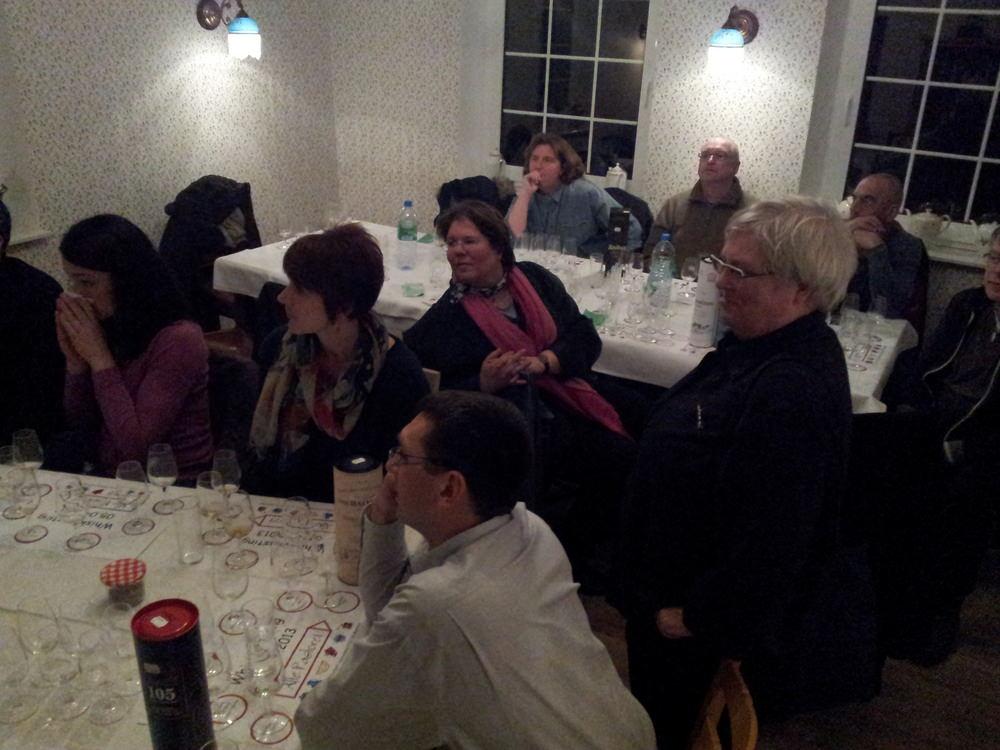 Abend in Alte Pastorei