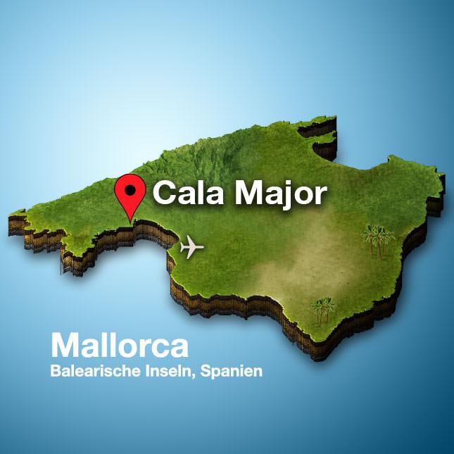 Cala Major
