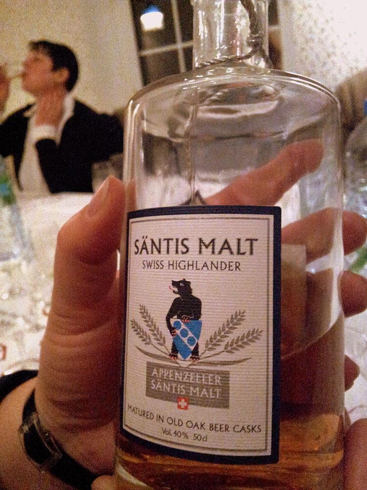 Schweizer Whisky