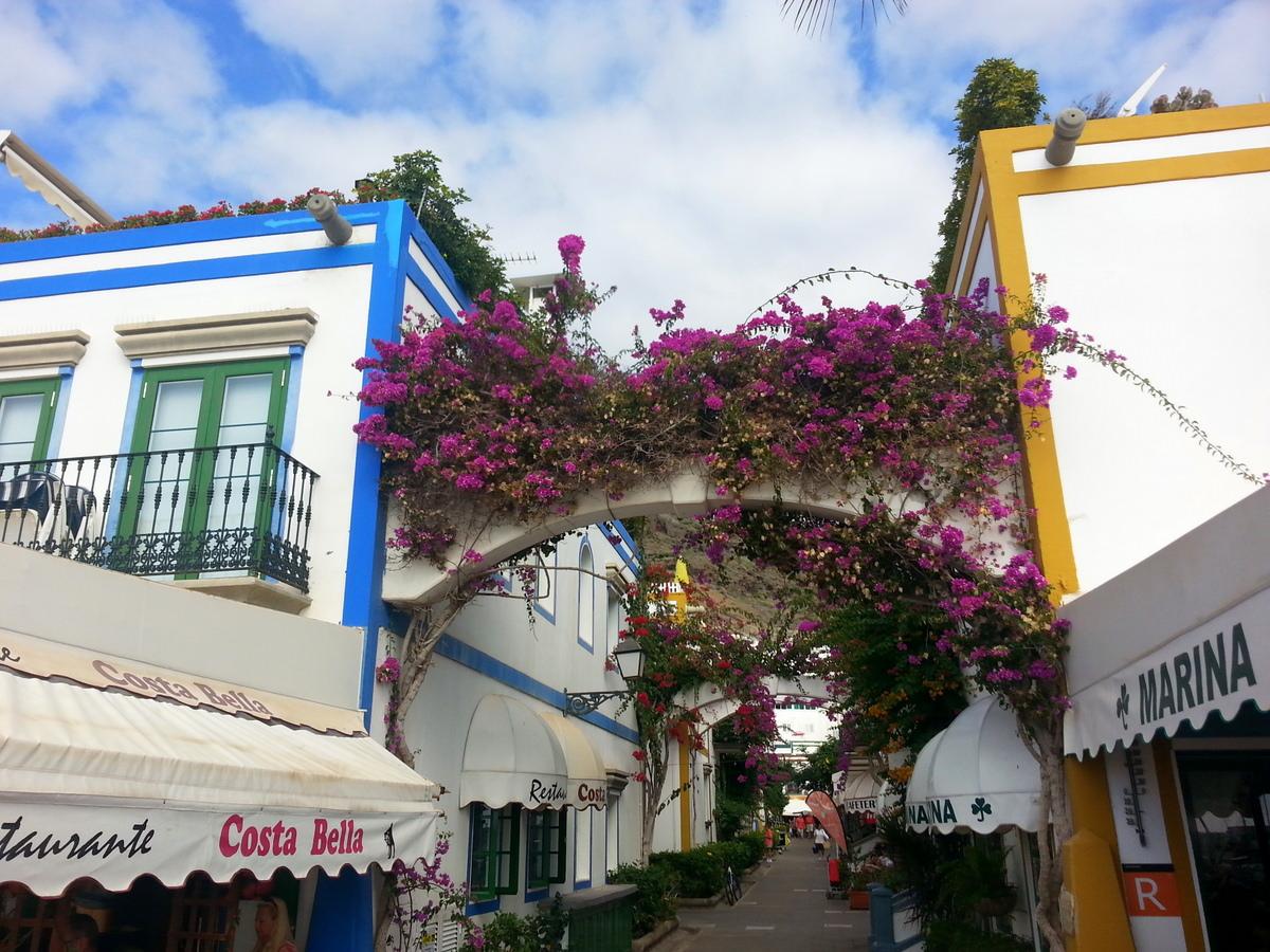Altstadt Puerto de Mogan