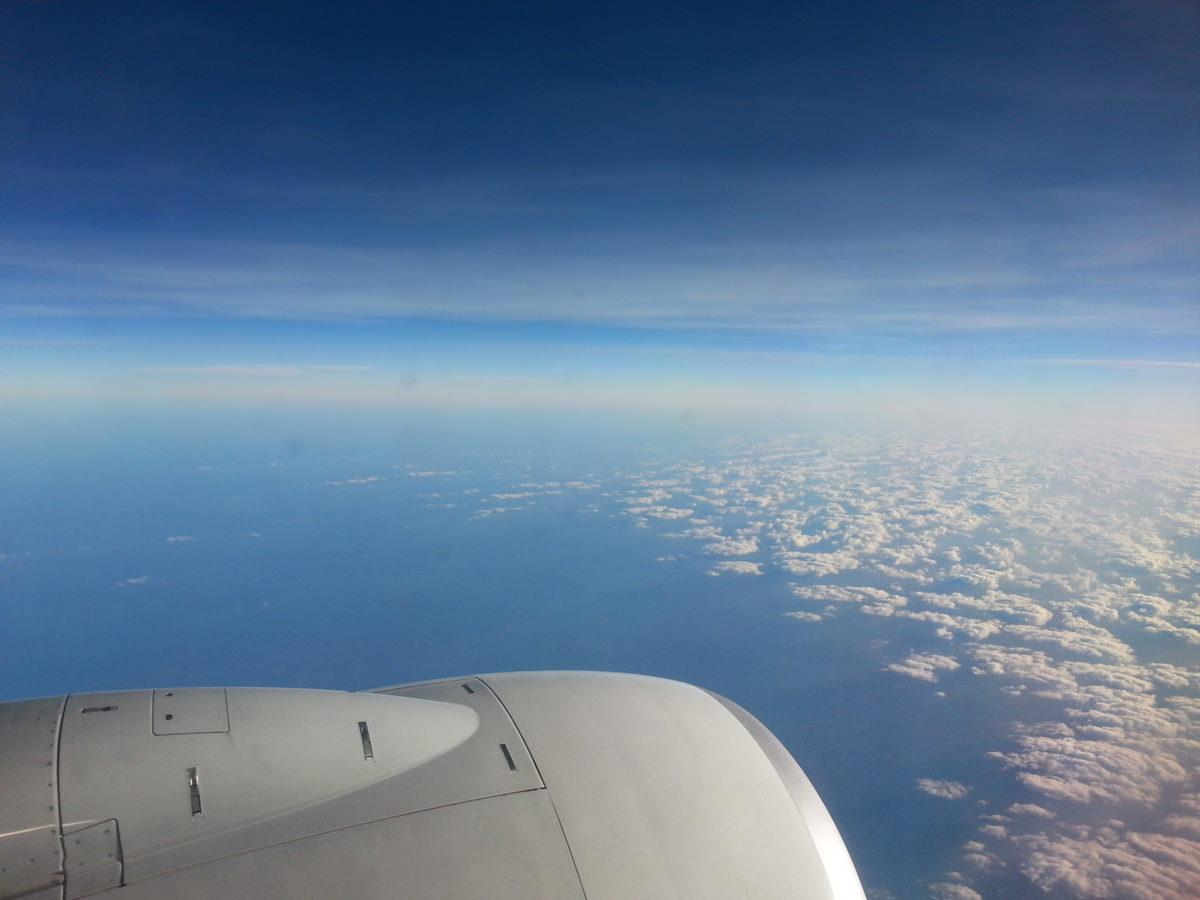 Flug nach Gran Canaria