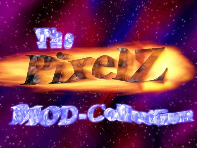 PixelZ-Soundtracker