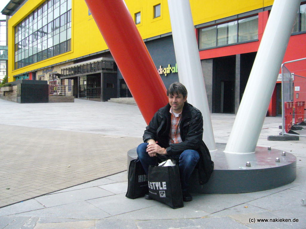 Jürgen Jester in Schottland