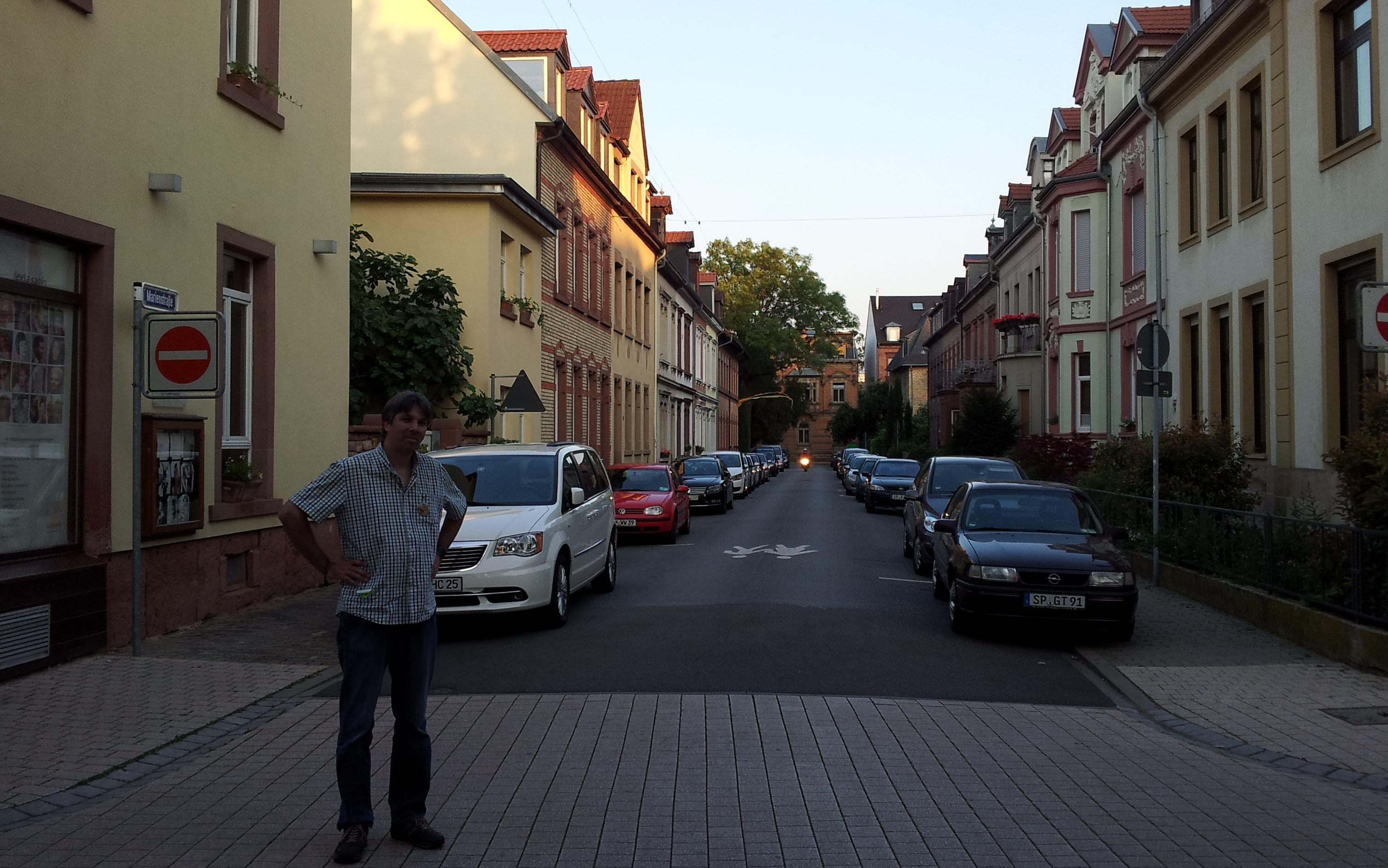 Marienstraße in Speyer