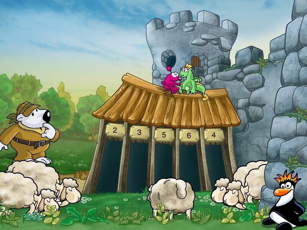 Rechnen mit Schafen