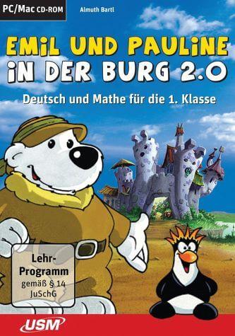 DVD Hülle Emil und Pauline in der Burg 2.0