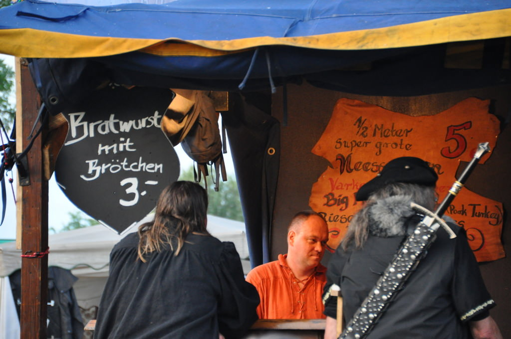 Hungrige Piraten