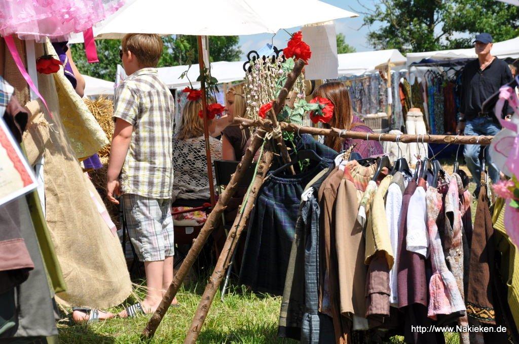 Kostümstand für Kinder