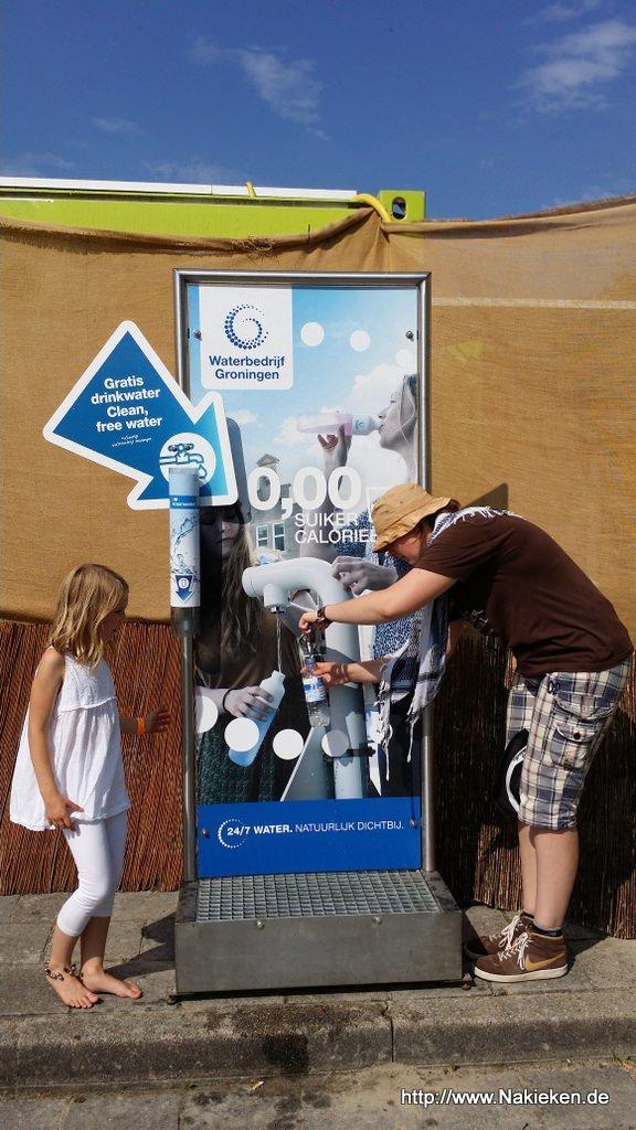 Trinkwasser kostenlos
