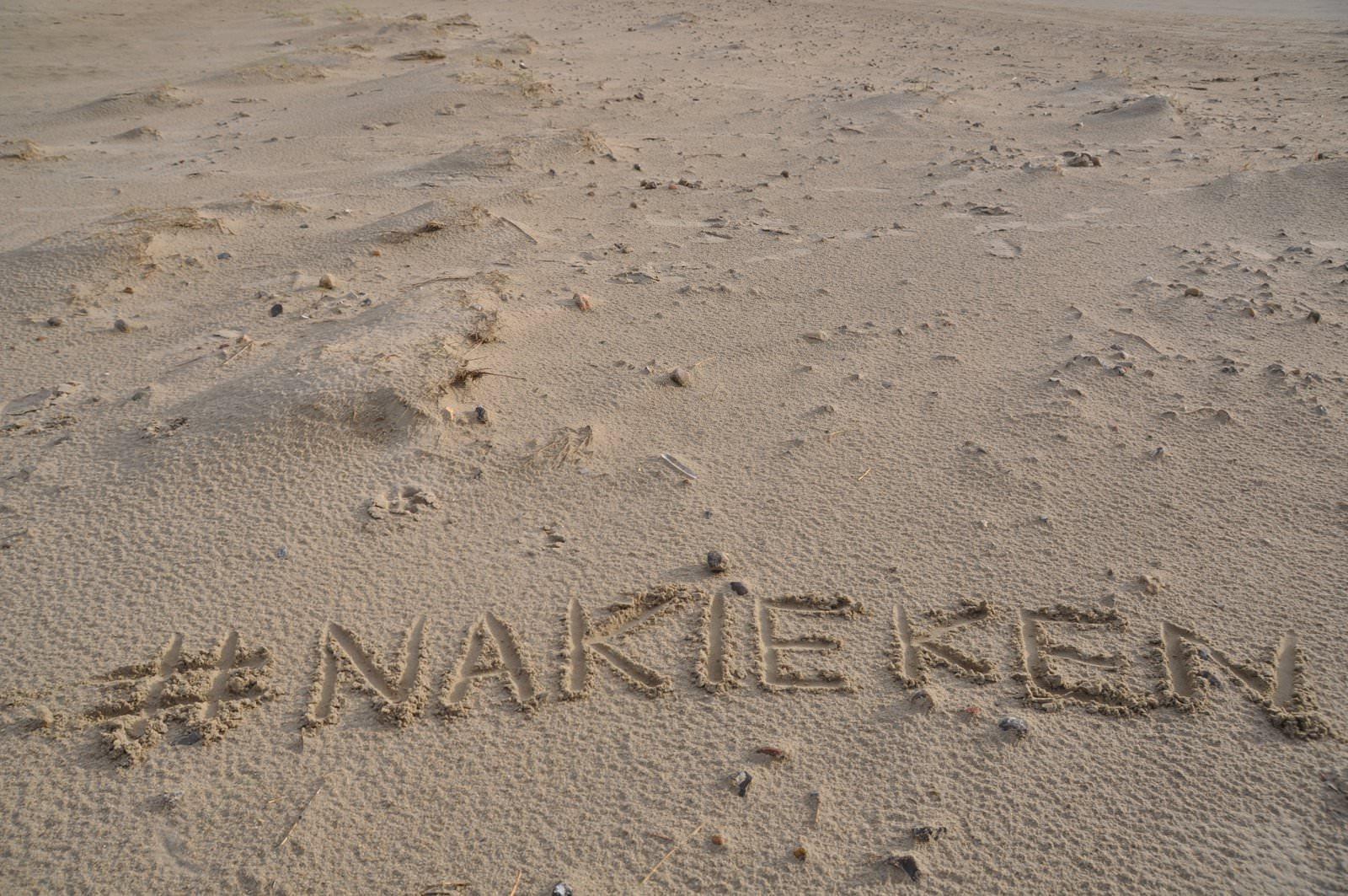 Mein Hashtag #nakieken