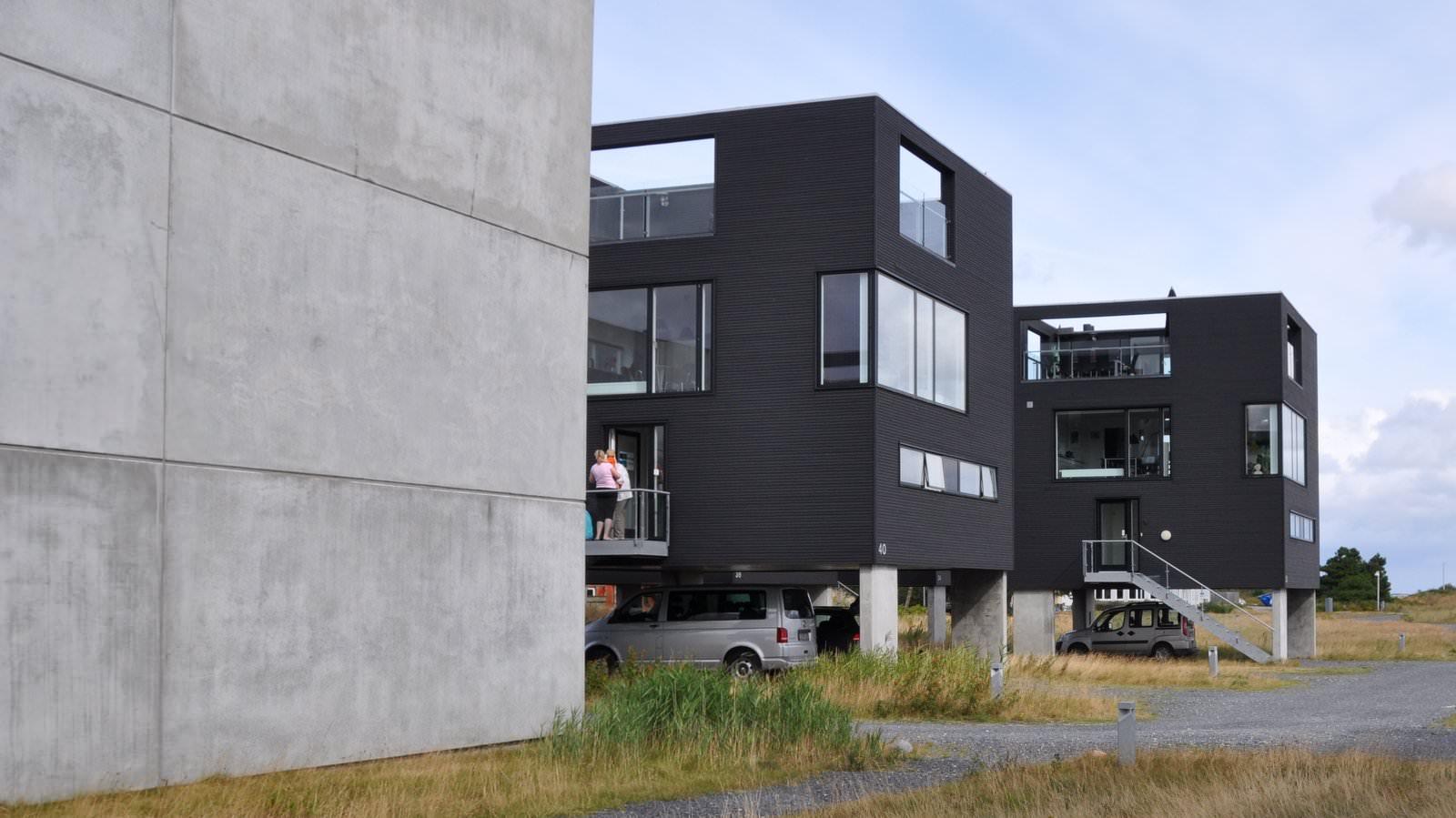 Mehr moderne Ferienhäuser