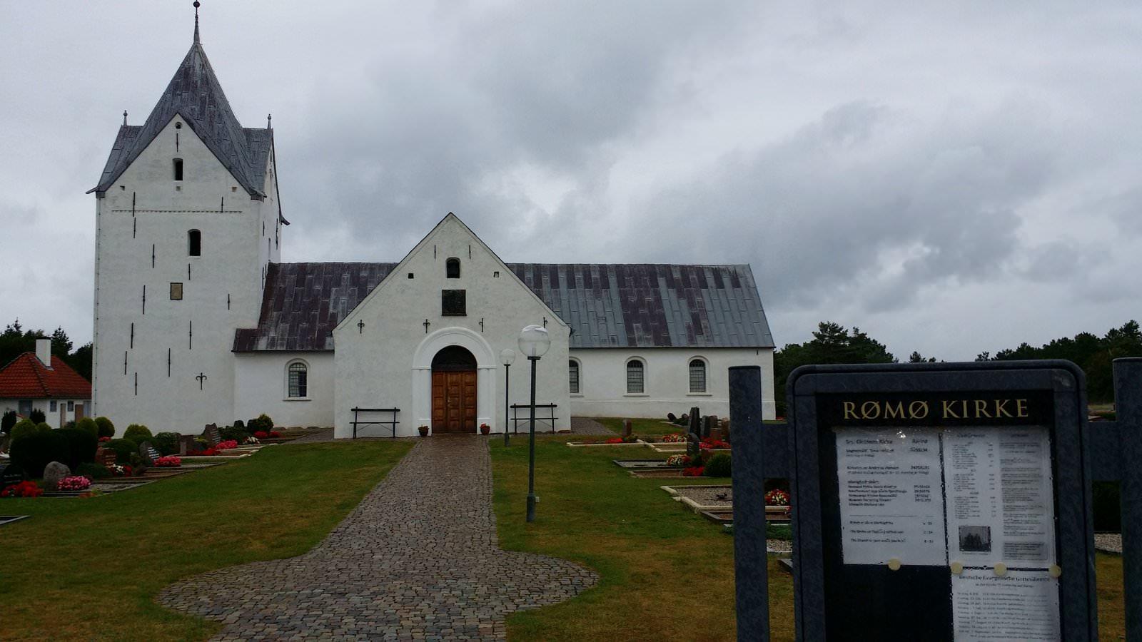 Romo Kirche