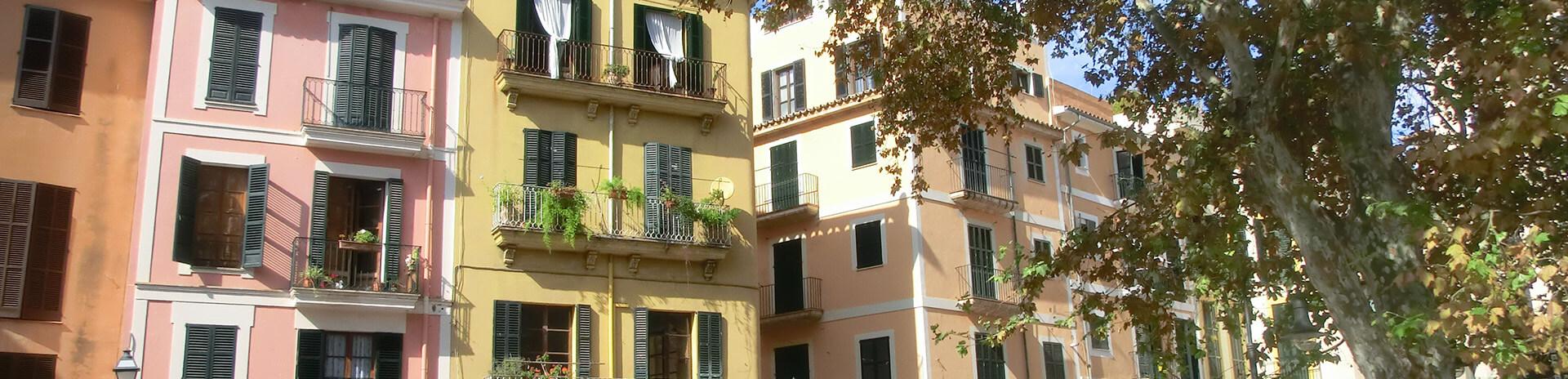 Etagenwohnung Palma de Mallorca