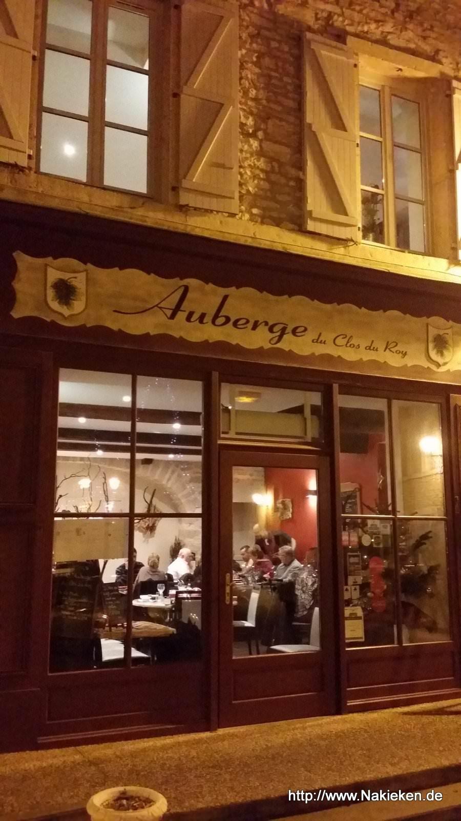 Restaurant Auberge