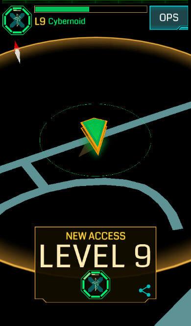Ingress Level 9