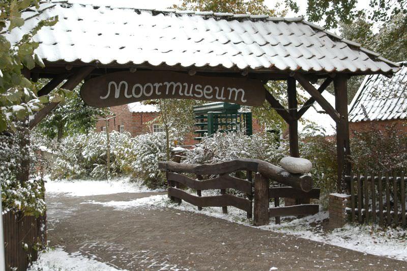 historische Moormuseum in Südbrookmerland