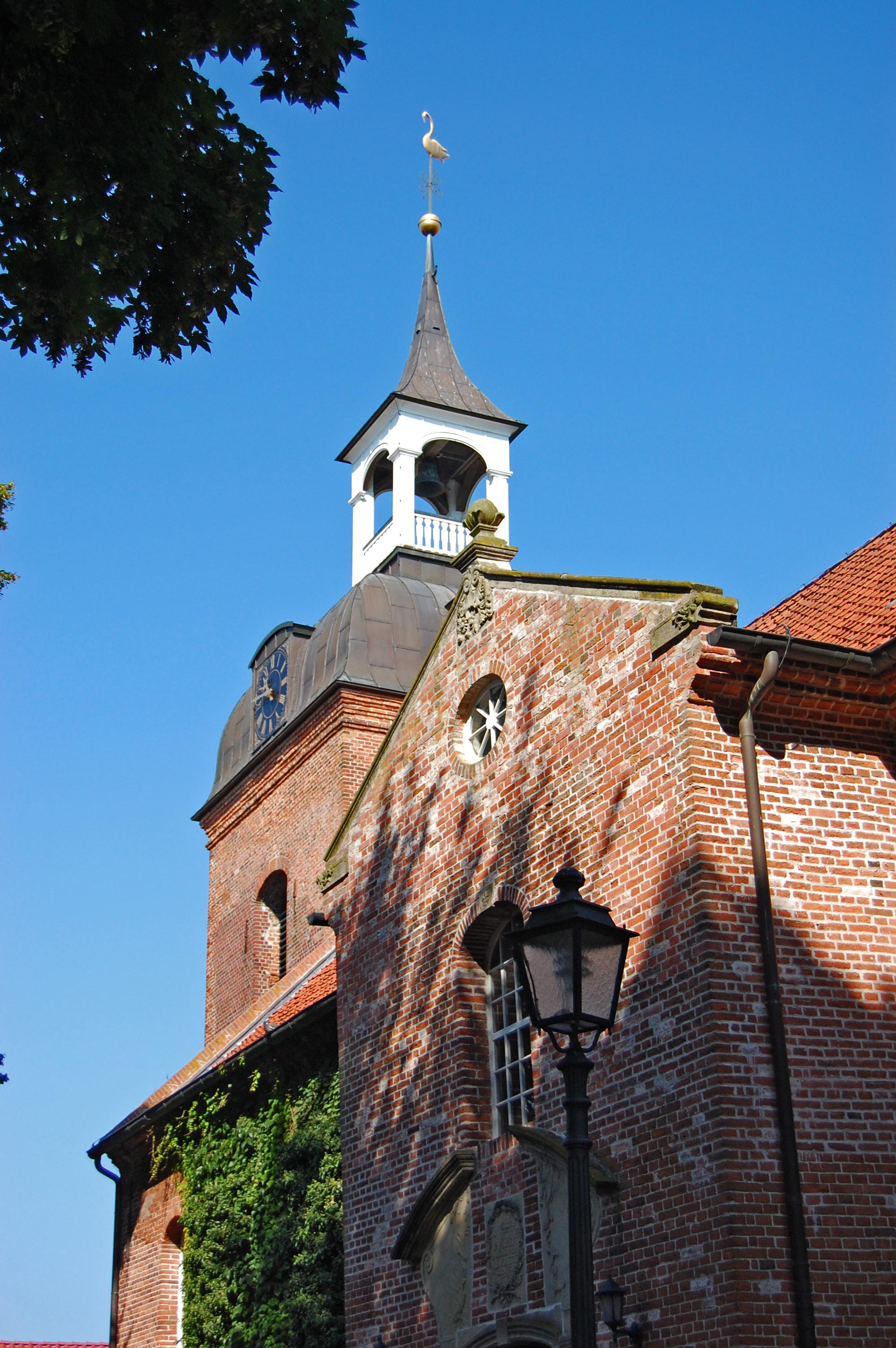 Historische St.-Nicolai Kirche in Wittmund
