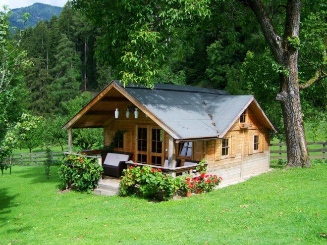 Die schönsten Holzhäuser Bausätze, die man sich bestellen kann