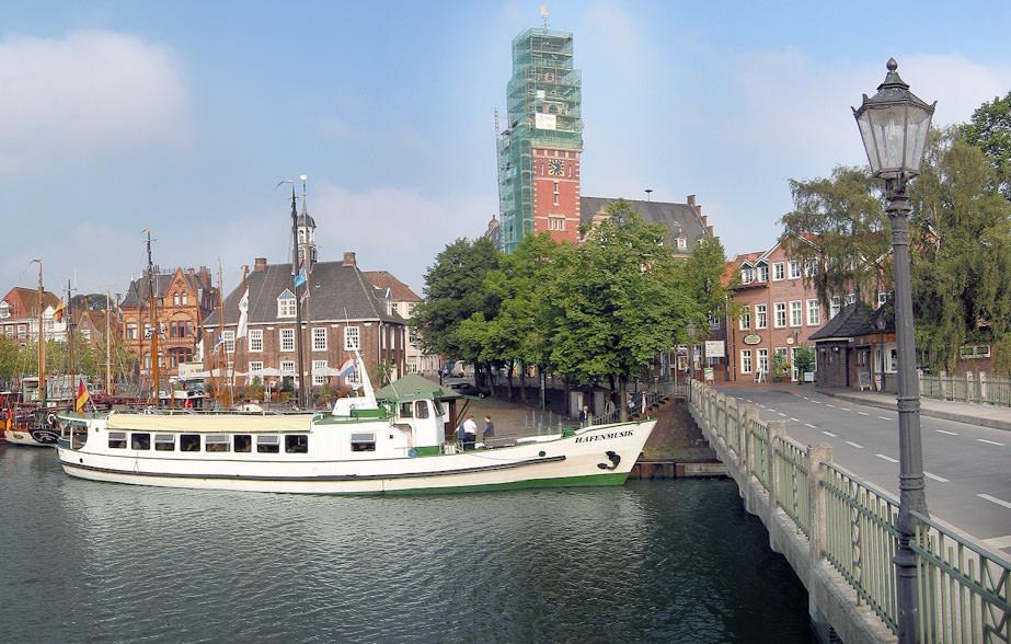 Museumshafen Waage Leer