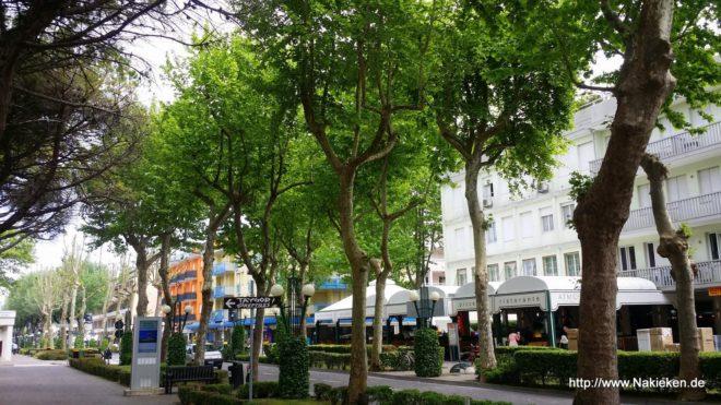 Straßen der Stadt Bibone