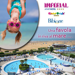 Hotel Imperial in Bibione
