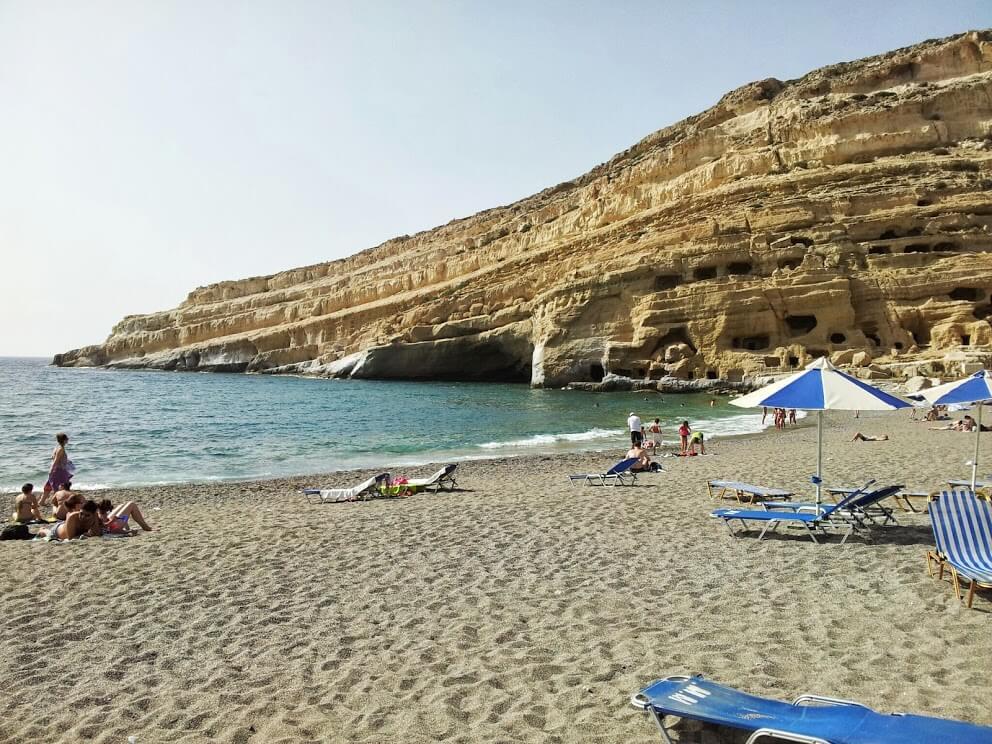 Mátala Beach