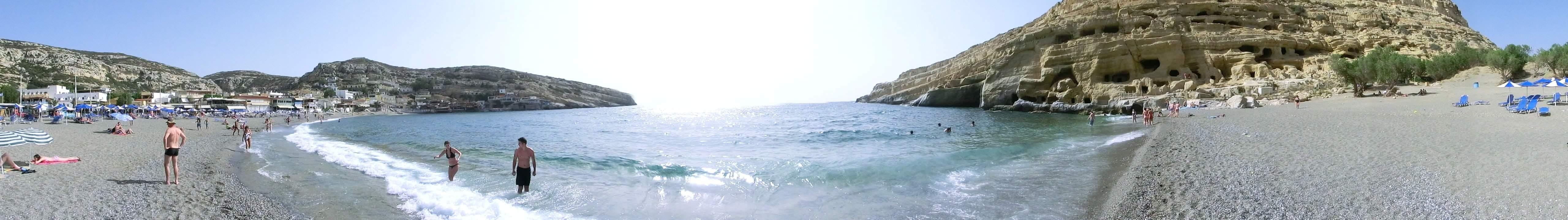 Matala Panorama